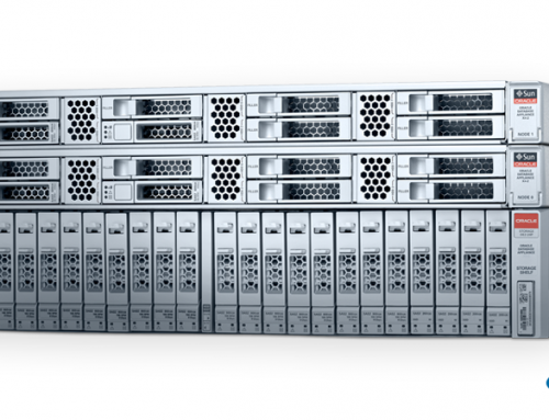 Oracle ZFS Storage Appliances – go larger and faster, again.
